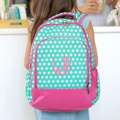 Hadley Bloom Back to School Collection. Backpack 6186aa14f49ed