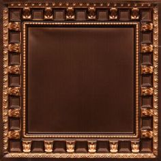 236 Faux Tin Ceiling Tile - Coffered - The classic design of these Faux Tin Ceiling Tiles makes them suitable for residential and commercial settings Plastic Ceiling Tiles, Faux Tin Ceiling Tiles, Wall Tiles, X 23, Ceiling Decor, Ceiling Design, Tile Trim, 3d Wall Panels, Wine Design