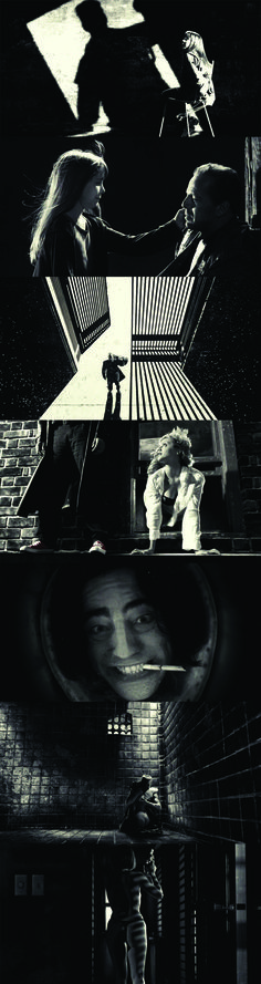 Sin City. 2005. directed by FRANK MILLER, ROBERT RODRIGUEZ, QUENTIN TARANTINO