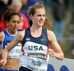 USA Track & Field - Molly Huddle - our local gal makes it to the Olympic team!  Yeah, Molly!