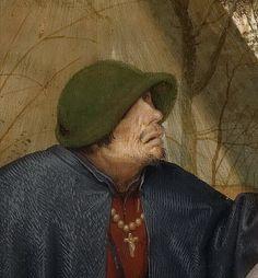 Pieter The Elder Brueghel: The blinds