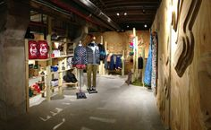 Without Walls Pop-up Shop