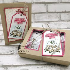 Christmas Tag, Christmas Themes, Christmas Crafts, Xmas, 3d Craft, Cool Cards, Cards Diy, Scrapbook Cards, Scrapbooking