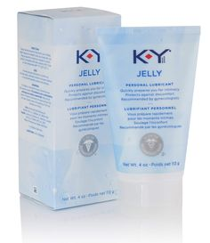 The Original KY Jelly Get the stand-up tube of the renowned and body safe lubricant, KY Jelly, perfect for all your personal playtime needs.