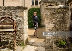 Sophie, Countess of Wessex visits Cogges Manor Farm on May 19, 2016 in Witney, England.