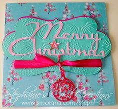cricut christmas noel | Some Cards for Christmas 2011
