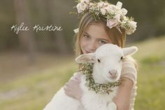 Easter Lamb Photograpy