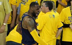 LeBron to Cavs fans: 'We can be much louder than any fan base' Cavs #Cavs