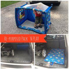Pack N Play Repurpose For Kids