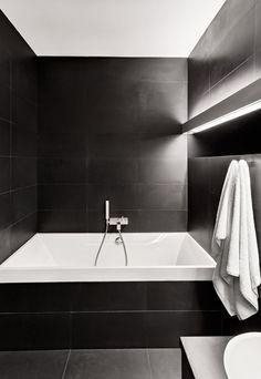 kleine badkamer verlichting