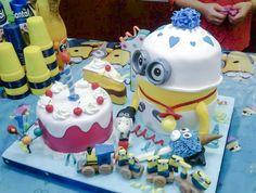 Cake Designer  per caso [Baby Minion]
