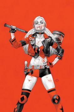 Harley Quinn Et Le Joker, Harley Quinn Drawing, Dc Comics Art, Comics Girls, Character Drawing, Comic Character, Batgirl, Wonder Woman Comics, Comic Books Art