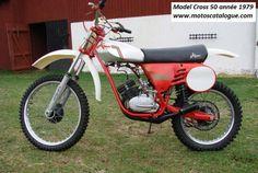 1979 Aim-Motorcycle Cross 50