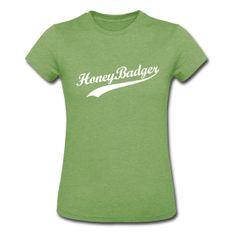 Women's Heather Jersey T-Shirt Short Sleeve Crew Neck Heather Jersey T-Shirt for women, 50% cotton, 50% polyester, Brand: Bella
