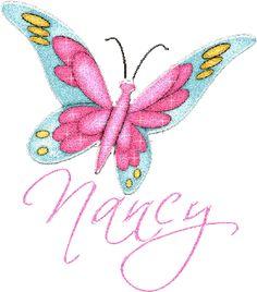 Nancy name graphics