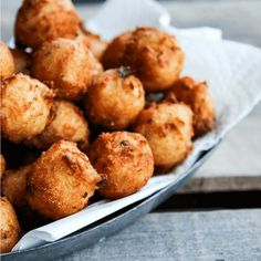 These Cheesy Jalapeño Potato Bites are crunchy, creamy and utterly delicious!
