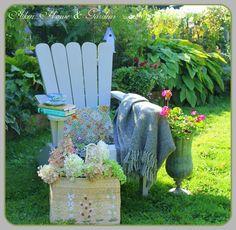 Aiken House & Gardens: Autumn Tea in the Garden