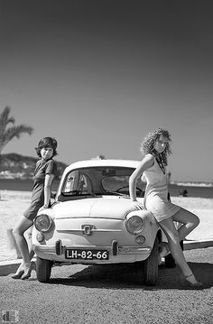 FIAT 600 [[ Retro #3]] by dB e n c h e c i