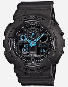 G -SHOCK GA100C-8A Watch Black