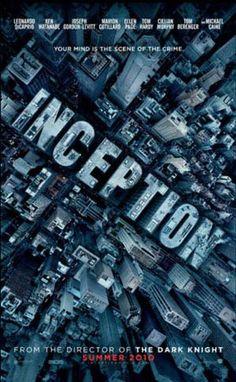 """Prêts à découvrir ou re-découvrir un film qui décoiffe vraiment?... Alors je vous conseille vivement ce chef d'oeuvre, """"Inception"""" de Christopher Nolan. C'est par ici, sur lesmondesdeblanche.wordpress.com ..."""