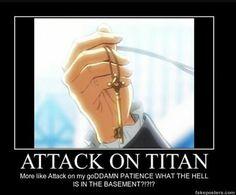 Attack on titan Shingeki no kyojin meme