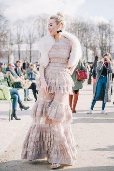 Street Style Photos: Paris Fashion Week Fall-Winter 2016-2017