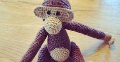 Chrochet, Knit Crochet, Crochet Necklace, Crochet Patterns, Teddy Bear, Knitting, Toys, Animals, Design