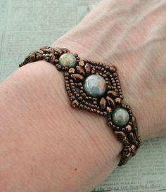 Linda's Crafty Inspirations: Birthday Bracelet #4 - Audrey