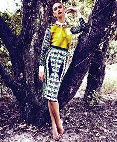 Olga Kurylenko Shines in BlackBooks December/January Cover Shoot