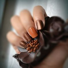 Autumn nail designs are exactly what you have been looking for, haven't you? Get ready to dive into the upcoming autumn nail trends! Nails 30 Cute Autumn Nail Designs You'll Want To Try Colorful Nail Designs, Fall Nail Designs, Cute Nail Designs, Thanksgiving Nail Designs, Thanksgiving Nails, Happy Thanksgiving, Cute Nails, Pretty Nails, My Nails
