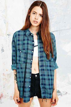 chemise bûcheron urban outfitters