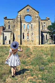 History In High Heels: Road Trip Through Tuscany