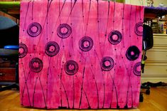 LuAnn Kessi: Thickened Dye......Part 2