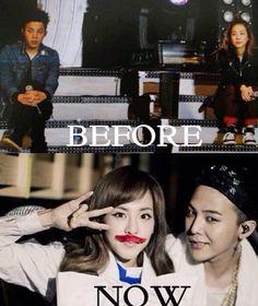 Bigbang Vip, Relationship Goals, Relationships, Bigbang G Dragon, Sandara Park, Ji Yong, Park Photos, 2ne1, Kdrama