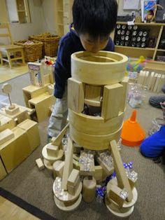 Extraordinary Classroom - the rocket ship