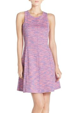 Lilly Pulitzer gets more contemporary with this flattering fit and flare dress for spring