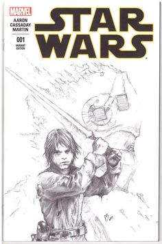 Original cover artwork on the #001 of STAR WARS comic. Now available on BIDORBUY.  http://www.bidorbuy.co.za/item/176598184/Star_Wars_1_SA_Artists_Ed_Vincent_Sammy_Original_Art_Cover_B.html