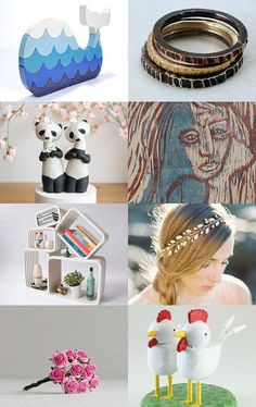 FRESH SEASON FINDS by Tess on Etsy--Pinned with TreasuryPin.com