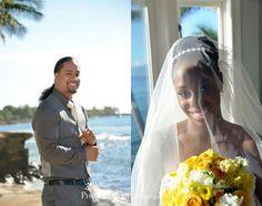 Groom Jonathan Solofa Fatu & Bride Trinity McCray Fatu
