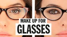 Another great Lisa video with ideas for glasses, whether they reduce or enlarge eye size. I liked the tip of mixing concealer with a highlighting product. When I see a woman with readers/cheaters as I wear, I find beautiful eye-framing brows very attractive.