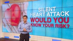 Dr. Oz defines a silent heart attack and its symptoms. Plus, a viewer shares her experience of surviving one.