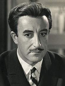 "ichard Henry Sellers, CBE (8 September 1925 – 24 July 1980), known as Peter Sellers, was a British comedian and actor. Perhaps best known as Chief Inspector Clouseau in The Pink Panther film series, he is also notable for playing three different characters in Dr. Strangelove, as Clare Quilty in Lolita, and as the TV-addicted man-child Chance the gardener in his penultimate film, Being There. Actress Bette Davis once remarked of him, ""He isn't an actor—he's a chameleon."""