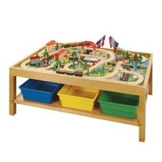 Train Tables For Kids Makes Great Gifts For The Little
