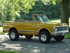 1972 K5 Blazer CST