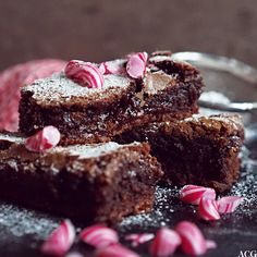 Marmorert ostekake med browniesbunn - ENEstående Mat A Food, Brownies, Baking, Desserts, Bread Making, Patisserie, Backen, Deserts, Bread