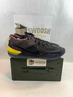 quality design 91d97 24a33 Nike Kobe AD NXT 360 Bryant MultiColor Black Mamba Men Basketball  AQ1087-002  Nike