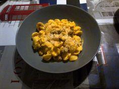 Ricetta Orecchiette salsiccia e zafferano, da Elisaqb - Petitchef