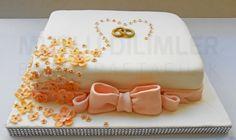 Nişan pastası  Engagement cake  https://www.facebook.com/mutludilimlerpastacilik mutludilimler.blogspot.com