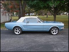 J174 1965 Ford Mustang Convertible 302 CI, Automatic Photo 2