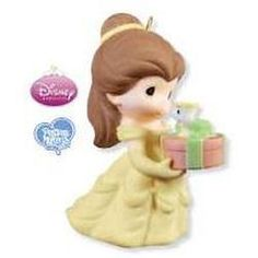 2009 Disney - Belle and Chip - Limited Hallmark Ornament | The Ornament Shop